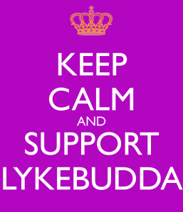 keep-calm-and-support-lykebudda